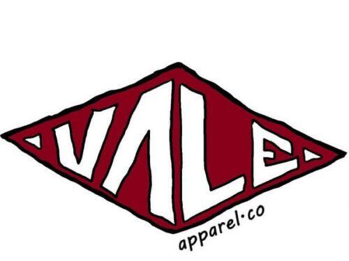 Logotipo surf de Vale Apparel Company
